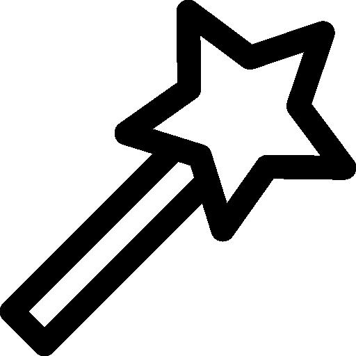 Magic Wand, Wand Icon