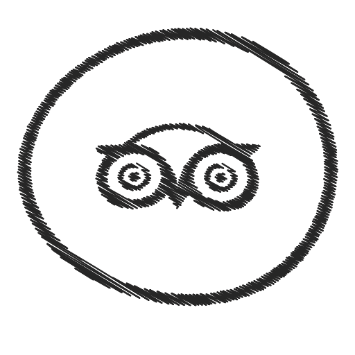 Media, Social, Tripadvisor Icon