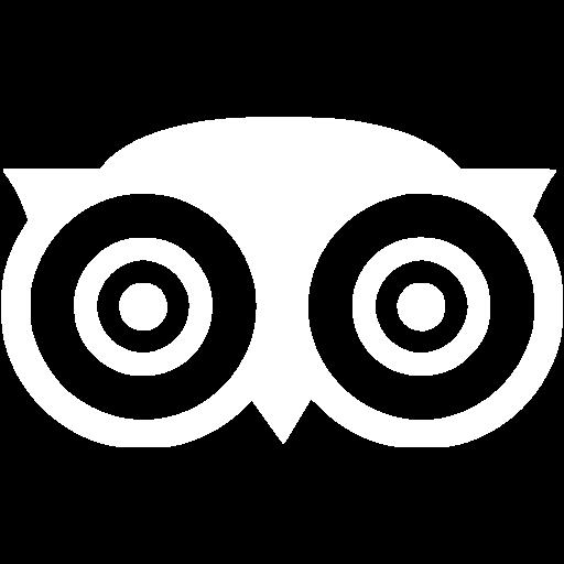 White Tripadvisor Icon
