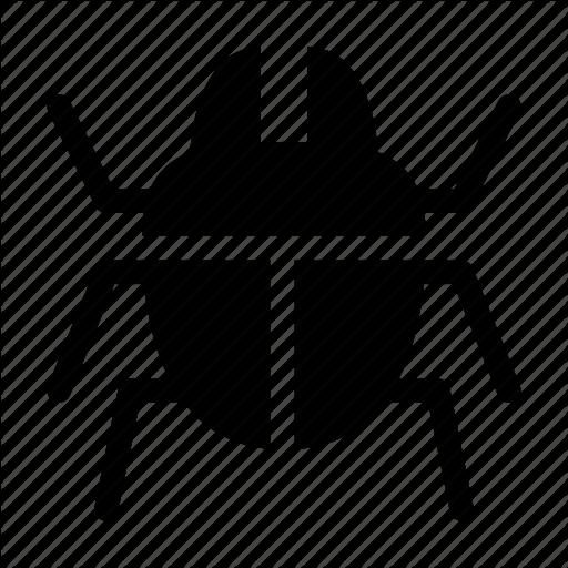 Bug, Insect, Malware, Trojan, Virus Icon