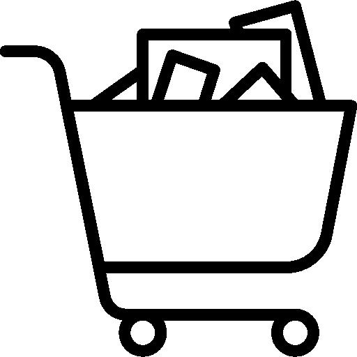 Shopping Trolley Full