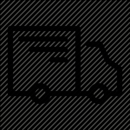Truck Driver Icon