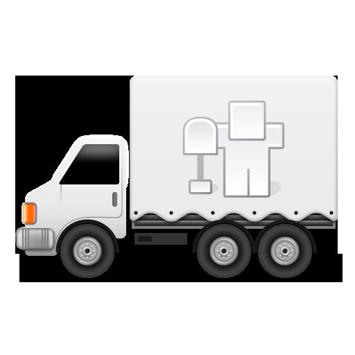 Social Truck Digg Icon