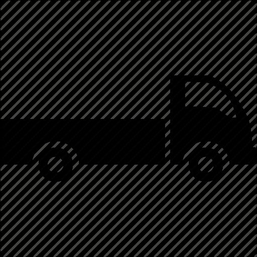 Delivery, Mini Truck, Small Truck, Transportation, Truck Icon
