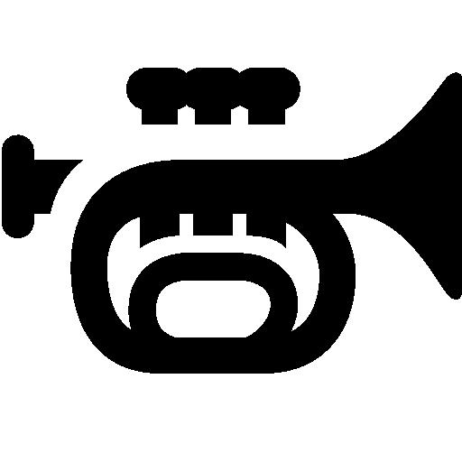 Music Trumpet Icon Windows Iconset