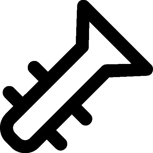 Trumpet Icon Music Icon Collection Vectors Market