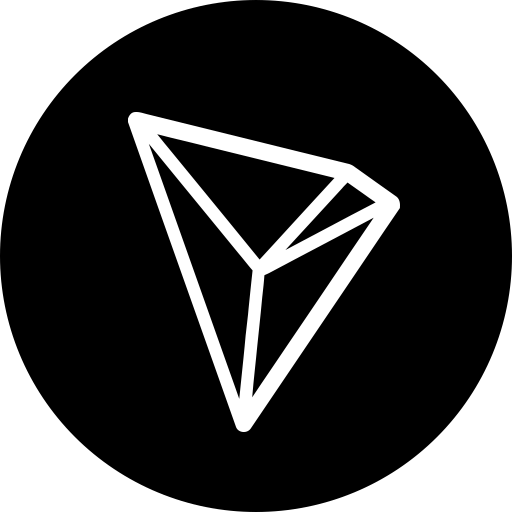 Tron Trx Icon Cryptocurrency Flat Iconset Christopher Downer