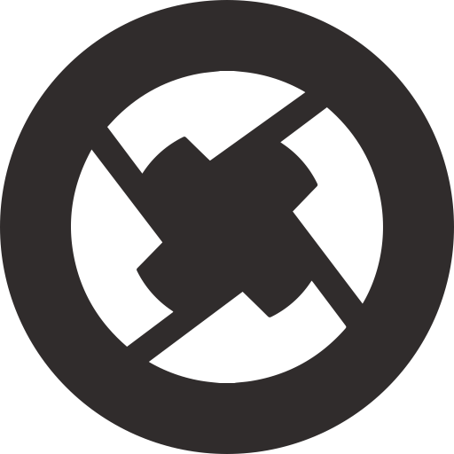 X Zrx Icon Cryptocurrency Flat Iconset Christopher Downer