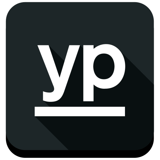 Yellowpages, The Real Yellow Pages, Yellow Pages Icon