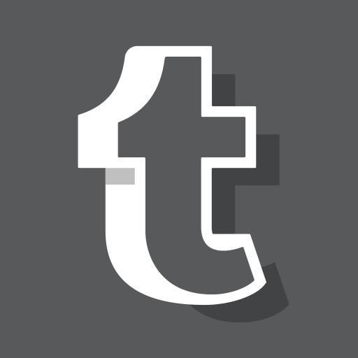 Social, Tumblr, Online, Logo, Tumblr Logo, Media, Tumblr New Logo Icon
