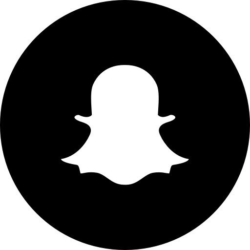 App, Bw, Logo, Media, Popular, Snapchat, Social Icon