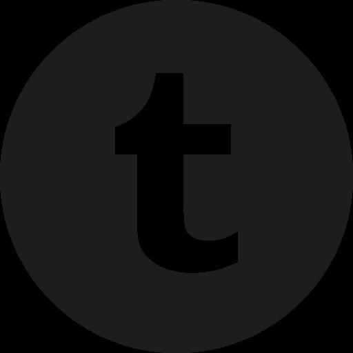 Circle, Tumblr Icon