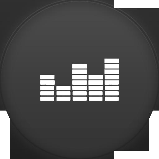 Deezer Icon Circle Iconset