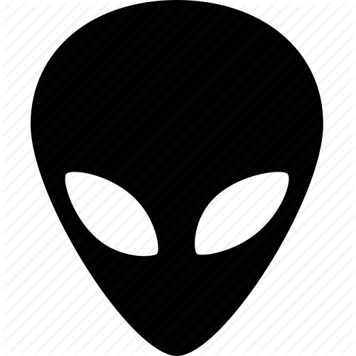 Alien Tumblr Transparent Png Clipart Free Download