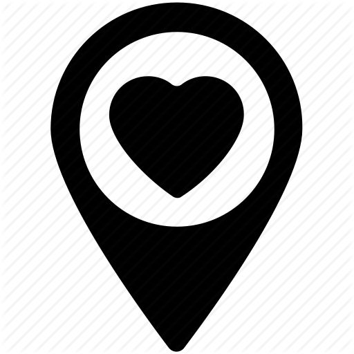 Printables In Location Icon