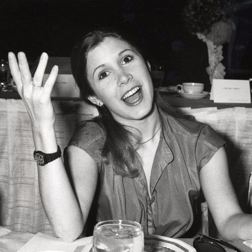 Icons Carrie Fisher Tumblr