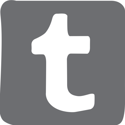 Social Media, Doodle, Tumblr Icon