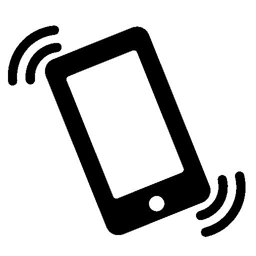 Shake It Mobile Phone Icon