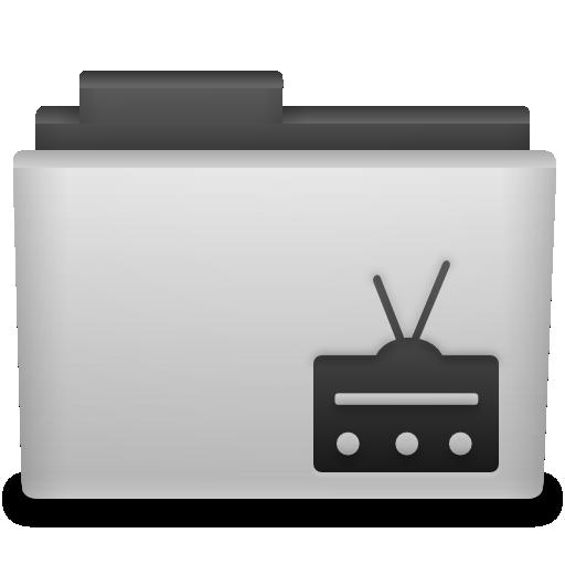 Iron Radio Icon