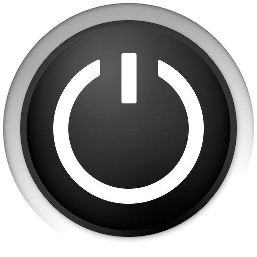 Off, Shutdown, Black, Standby, On Off Icon I Like Buttons