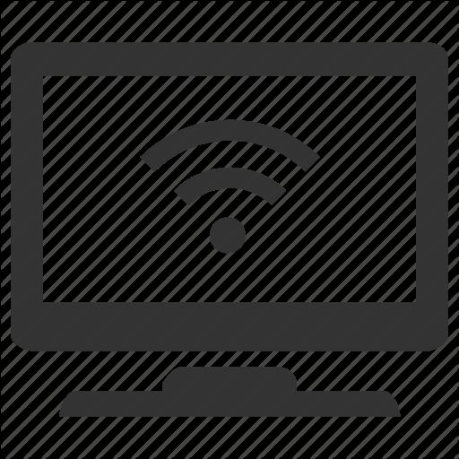 Tv Clipart Tv Icon