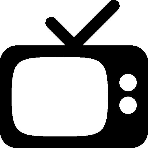 Household Tv Icon Windows Iconset