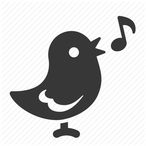 Twitter Bird Icon Png