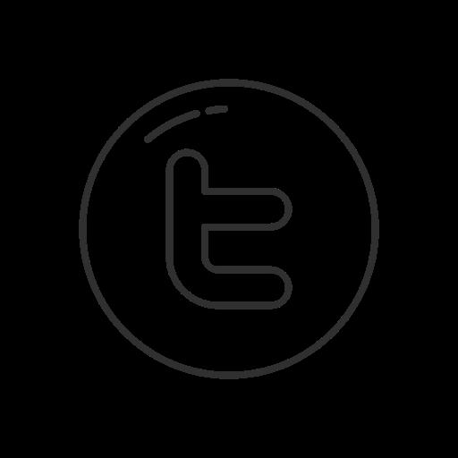 Brand, Logo, Twitter, Twitter Button Icon