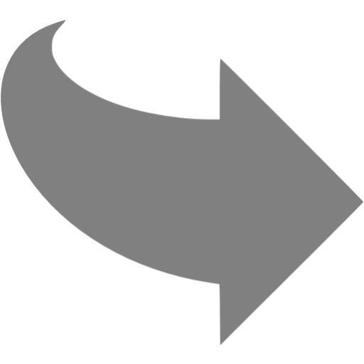 Transparent Facebook Icon Grey