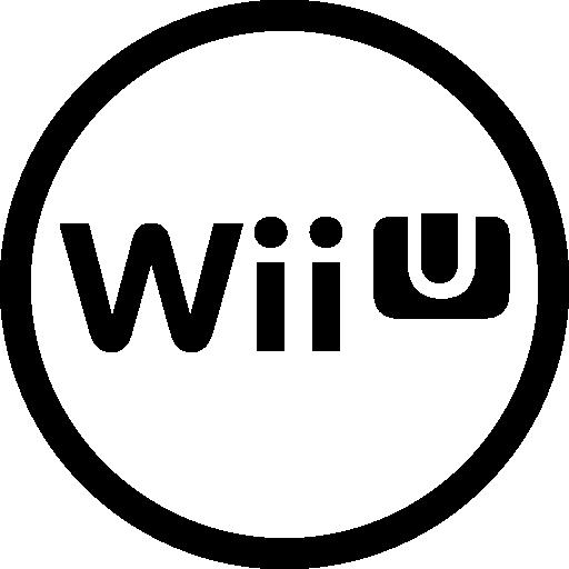 Wii U Logo Icons Free Download