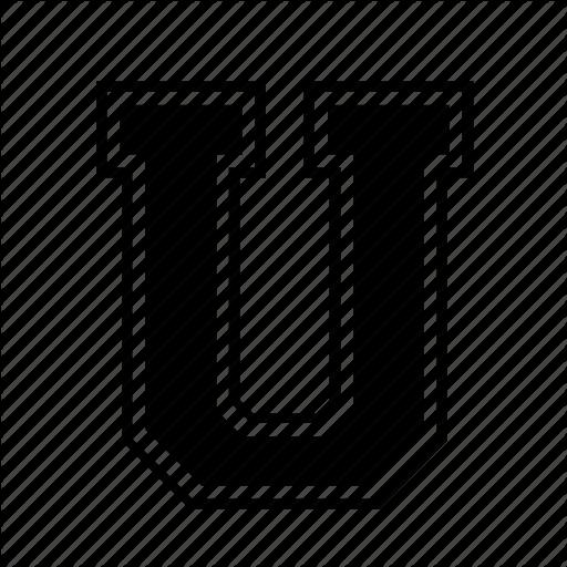 College, Education, Faculty, Logo, Sign, U, University Icon
