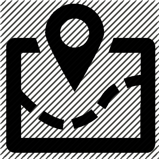 Map Icon U Pin Endless Icons Gado Gado