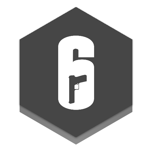 Rainbow Siege Icon For Honeycomb Rainmeter