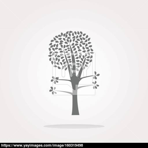 Tree Icon Tree Icon Vector Tree Icon Art Tree Icon Tree