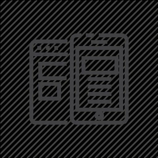 Design, Interface, Mobile, Ui, Ux Icon