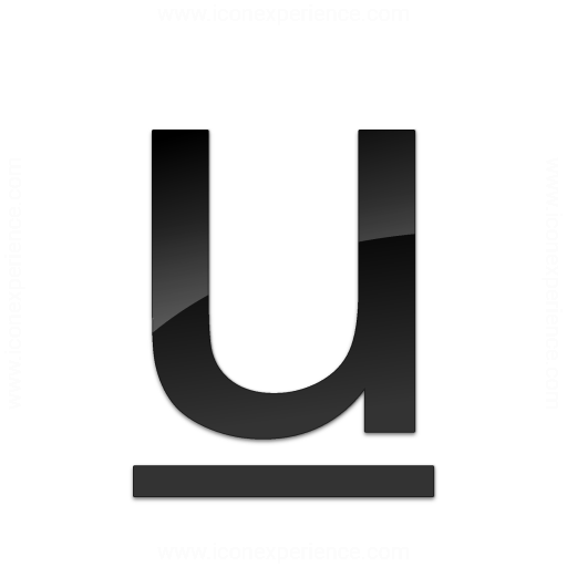 Iconexperience V Collection Text Underlined Icon