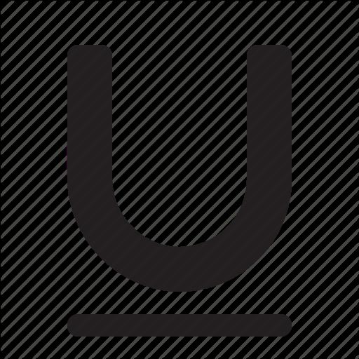 Editor, Underline Icon