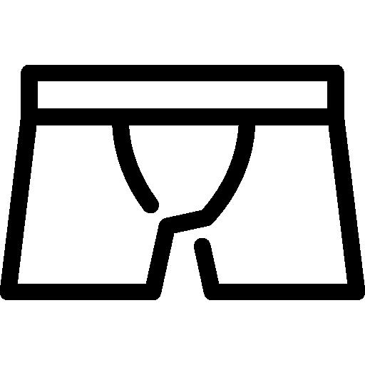 Men Underwear Icons Free Download
