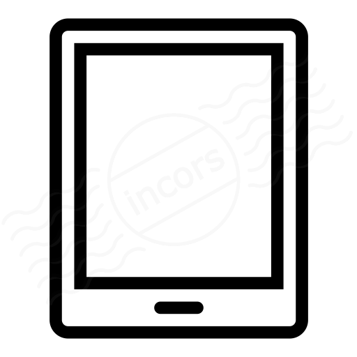 Iconexperience I Collection Tablet Computer Icon