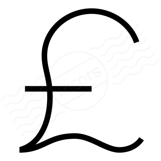 Iconexperience I Collection Symbol Pound Icon