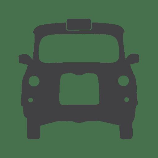 Uk Taxi Cab Icon