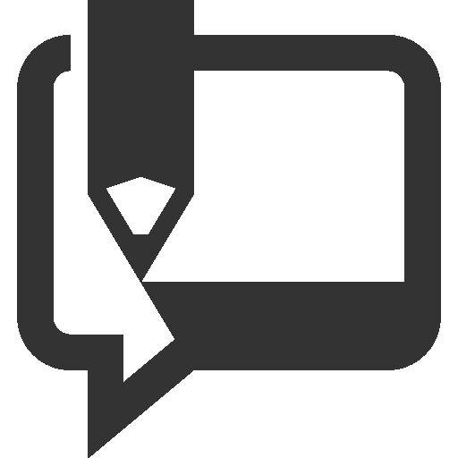 Universal Blog Icon