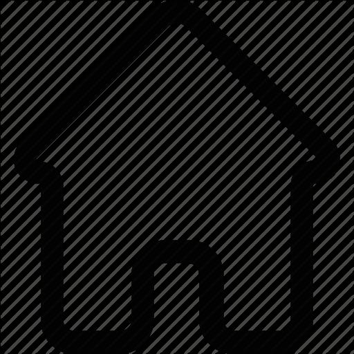 Home, Start, Universal Icon
