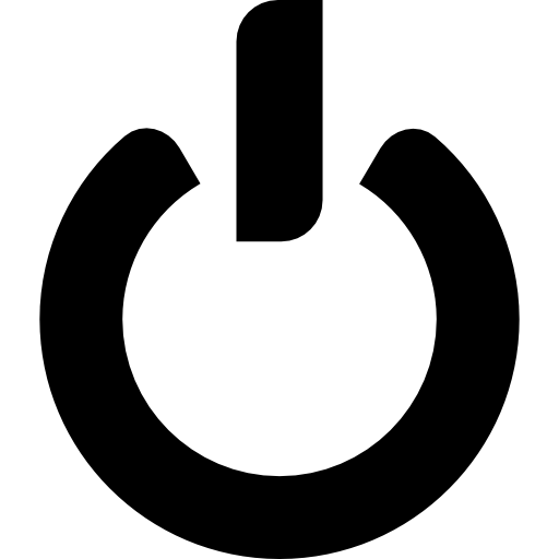 Power Universal Symbol Icons Free Download