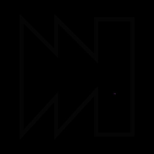 Skip Forward Icon