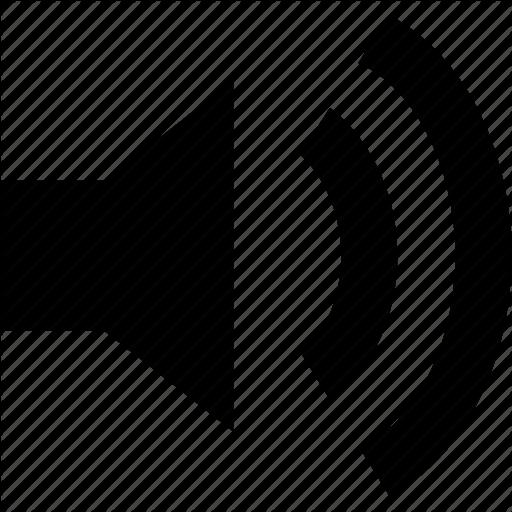 Sound, Unmute, Voice Icon