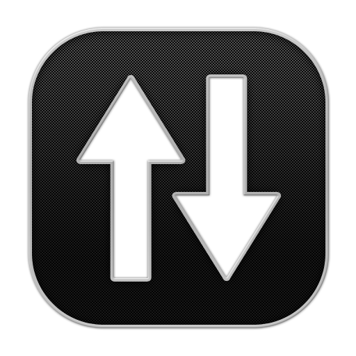 Arrow Updown Icon Blogger Iconset Rafiqul Hassan