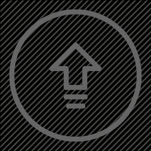 Arrow, Firmware, Internet, Up, Update, Upgrade, Upload Icon