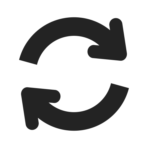 Arrows, Refresh, Reload, Update Icon