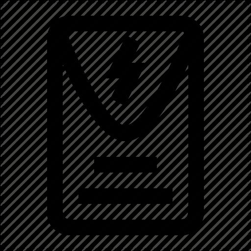 Cpu, Energy, Power, Ups Icon